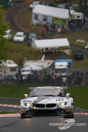 7#6 Aston Martin Vantage V12: Chris Porritt, Richard Meaden, Oliver Mathai, Peter Cate