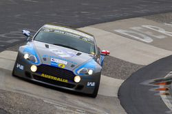 #67 Aston Martin N24: Mark Griffiths, Stephen Borness, Robert Rubis, Ric Shaw