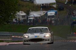 #55 Boes Motorsport Ginetta G50 - GT4: Torsten Kommeyer, Dirk Kommeyer, Wolfgang Savelsbergh