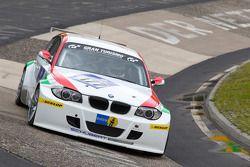 #177 BMW Team Hungary BMW 120d: Laszlo Palik, Janos Vida, Csaba Walter, Gabor Weber