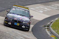 #110 Automobilclub von Deutschland BMW M3: Ulli Packeisen, Hubert Nacken, Masanaru Kimura, Hitoshi Goto