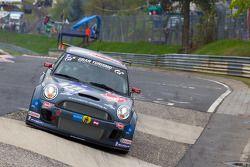 #144 Alpecin Schirra Motoring Mini Cooper S: Friedrich von Bohlen, Markus Oestreich, Harald Grohs