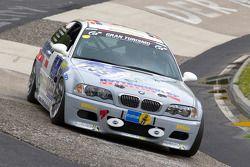 #235 MSC Rhön Automobilclub von Deutschlen BMW E46 M3: Günther Spindler, Richard Purtscher, Kurt F