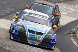 #179 Marcos Racing BMW 320d: Hall Prewit, Toto Lassally, Cor Euser, Raymond Coronel