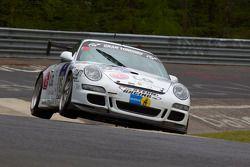 #85 Steam Racing Porsche 911: Michael Schratz, Johannes Siegler