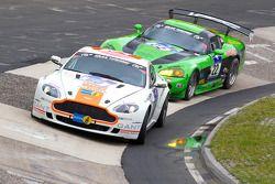 #60 Mathol Racing Aston Martin Vantage V8: Markus von Oeynhausen, Oliver Louisoder, Heiko Ostmann, Chris Bauer