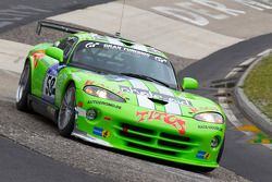 #58 Chrysler Viper: Titus Dittmann, Julius Dittmann, Dag A. van Garrel