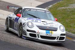 #48 Level Racing Porsche 997: Bruno Barbaro, Guiseppe Arlotti