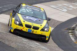 #120 Black Falcon BMW M3 GT4: Andrii Lebed, Kai Riebetz, Bon Ventura, Alex Böhm