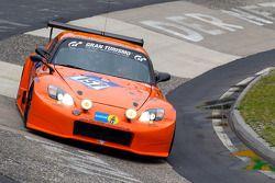 #157 Honda S2000: Torsten Platz, Walter Nawotka, Gerd Grundmann