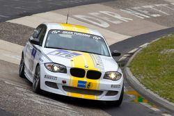 #176 Dürr Motorsport BMW 120d: Friedrich Hohloch, Christian Penno, Rolet Konrad