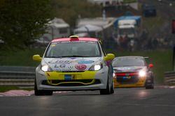 #166 Renault Clio Cup: Jürgen Peter, Rennsemmel