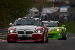 #223 Scuderia Augustusburg Bruhl ADAC BMW Z 85 DU 51: Dieter Weidenbrück, Guido Wegner, Winfried Be