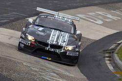 #69 Dürr Motorsport BMW Z4 GT3: Stefan Aust, Rudi Adams, Jochen Obler