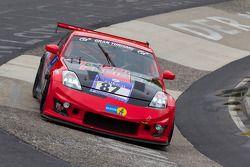 #87 Nissan 370 Z: Tobias Schulze, Michael Schulze