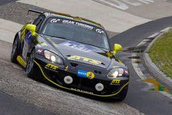 #158 Honda S2000: Ralf Schmid, Harald Jacksties, Reinhold Renger, Reiner Schönauer