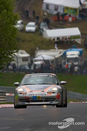 #234 Porsche 996: Jörg Wiskirchen, auto'sten Welschar, Jens Riemer