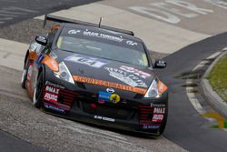 #64 RJN Motorsport Nissan 370 Z GT4: Holger Eckhardt, Kurt Thiim, Alex Buncombe