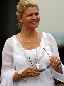 Corina Schumacher, femme de Michael Schumacher