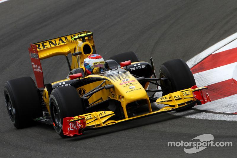 2010: Renault R30
