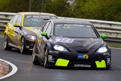 #124 Seat Leon Supercopa: Bernd Schneider, Nils Berger, Kim Hauschild, Tomislav Bodrozic