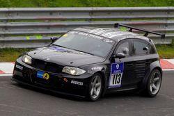 #113 BMW 130i: Klaus Werner, Giacomo Leopardi, lngo Zabel