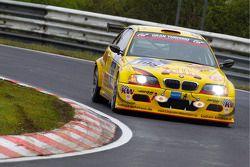 #109 MSC Rhön Automobilclub von Deutschlen BMW M3 E46: Wolfgang Kudrass, Christian Leutheuser, Alex