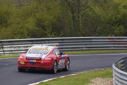 #65 Porsche Cayman: Eric van de Vyver, Daniel Oger, Jean-Charles Levy, Thierry Guitton