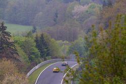 #201 Peugeot Peugeot RC Z: Jürgen Nett, Joey Kelly, Michael Bohrer, Henning Klipp, #227 Automobilclu