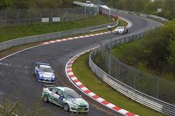 #126 Ford Mondeo: Stephan Wölflick, Urs Bressan, Jürgen Gagstatter, Jens Ludmann, #46 Lammertink R