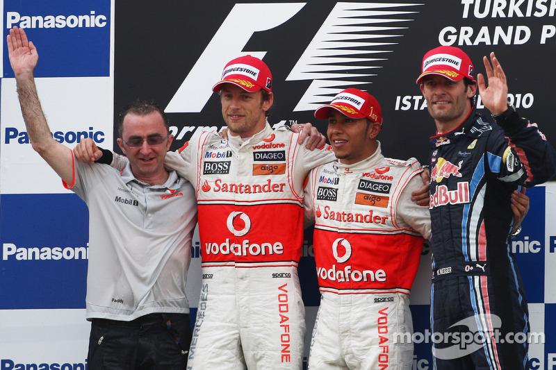12- GP da Turquia 2010, McLaren