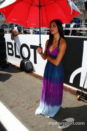 Nicole Scherzinger, Freundin von Lewis Hamilton