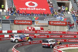 Sébastien Loeb en Daniel Elena, Citroën C4, Citroën Total World Rally Team, Sébastien Ogier en Julie