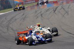 Johnny Cecotto leads Sergio Perez