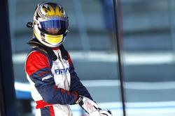 Nico Muller in parc ferme