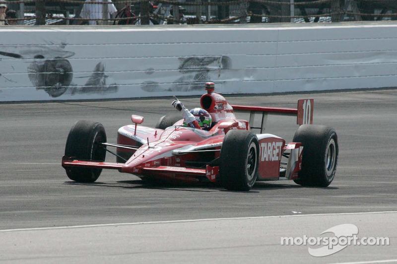 2010 - Dario Franchitti, Dallara/Honda