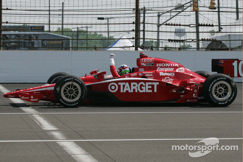 2010: Dario Franchitti, Chip Ganassi