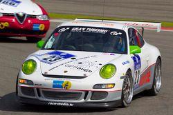 #23 Porsche 997 GT3 Cup: Arnold Mattschull, Alexander Mattschull, Klaus Koch