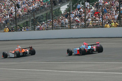 John Andretti, Andretti Autosport, Mario Romancini, Conquest Racing