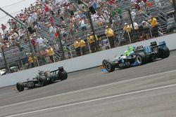 Ed Carpenter, Panther Racing, Townsend Bell, Sam Schmidt/Ganassi Racing & Tomas Scheckter, Dryer & R