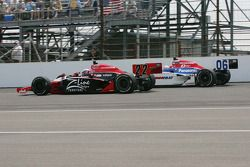 Justin Wilson, Dreyer & Reinbold Racing & Hideki Mutoh, Neman/Haas Racing