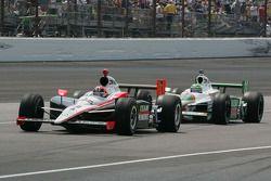Helio Castroneves, Team Penske & Tony Kanaan, Andretti Autosport