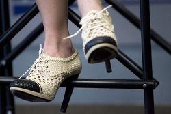 Jessica Biel chaussures