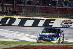 Race winnaar Kurt Busch, Penske Racing Dodge