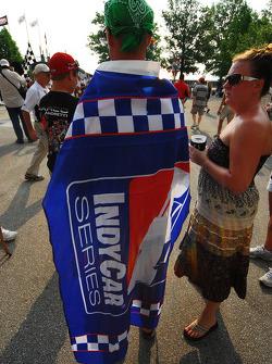 Indycar fan