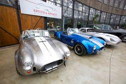 AC Shelby Cobra cars