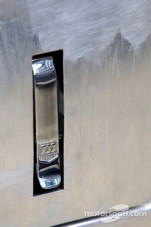 Shelby Daytona Coupe detail