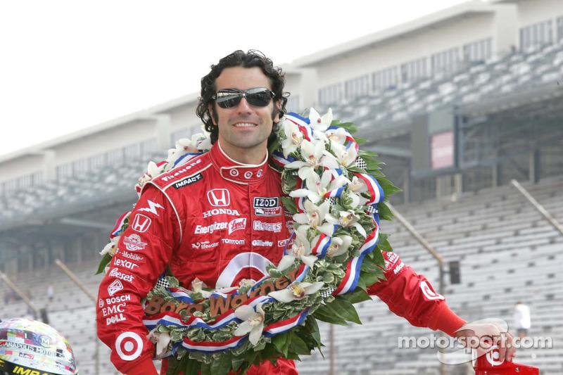 2010: Indy-500-Sieg und zweiter Titel für Dario Franchitti