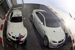 BMW Team Schnitzer transporter
