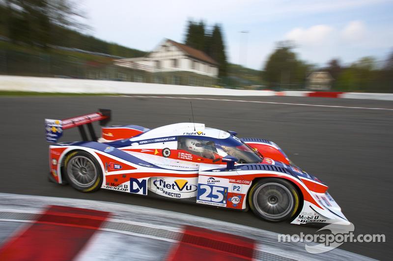 Saison 2010 - LMP2